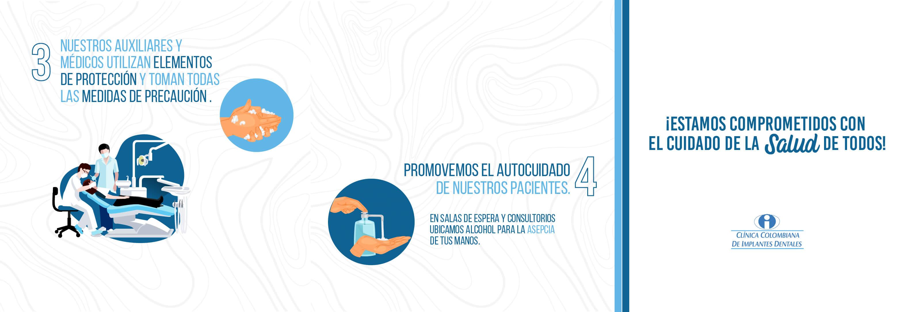 asepsia clinica clinica colombiana de implantes